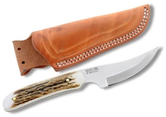 Silver Stag Backwoods Pro Fixed Blade Knife
