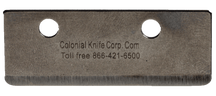 Colonial Replacement Blades for J Knife Rescue Tool