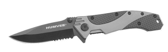 Humvee Tactical Recon 6, Aluminum/Carbon Fiber, Black ComboEdge