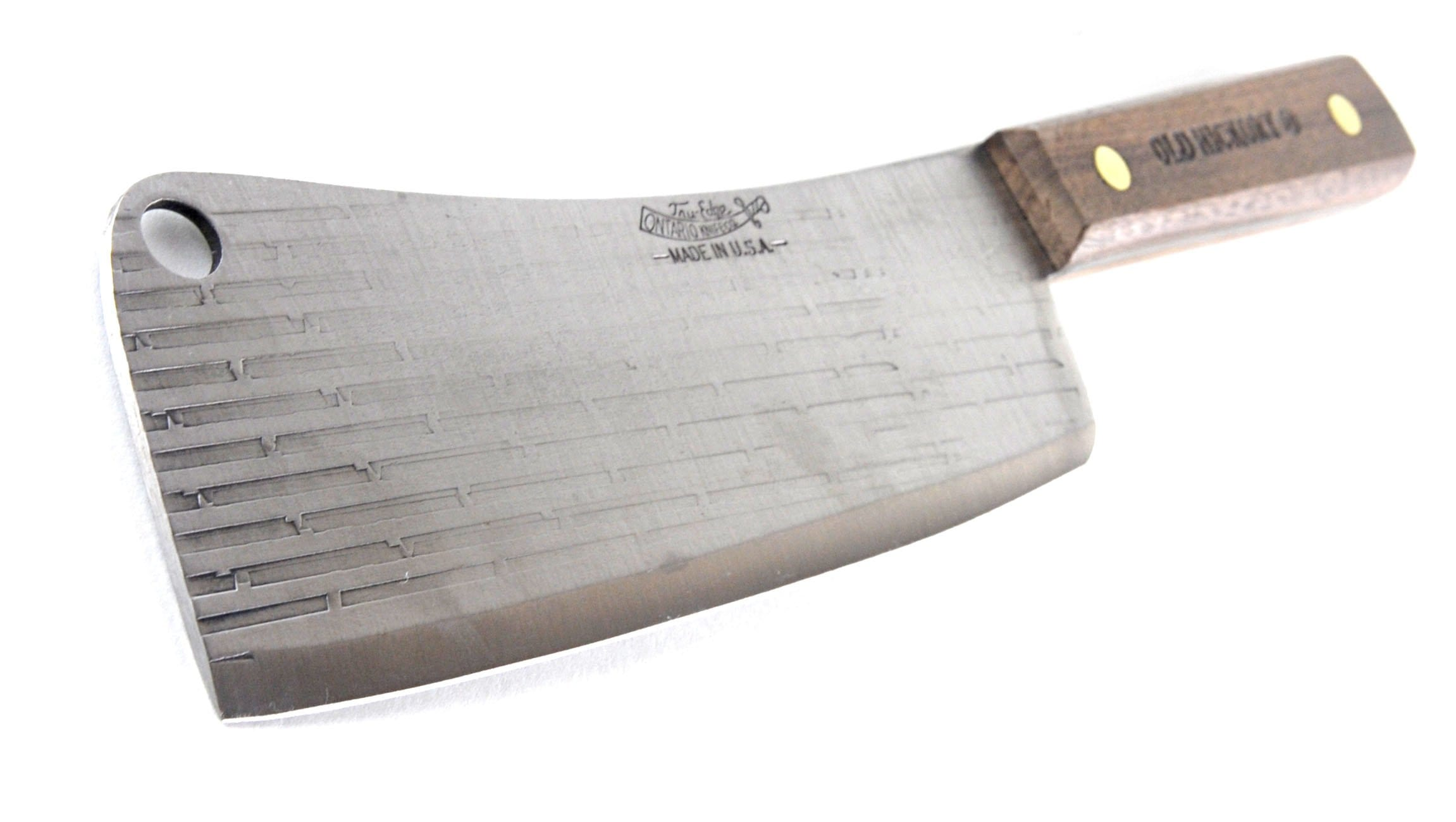 Ontario Knife Company Old Hickory 76-7 in  Cleaver/Chopper