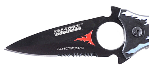 Tac-Force Blue Dragon Dagger Assisted Opening Knife