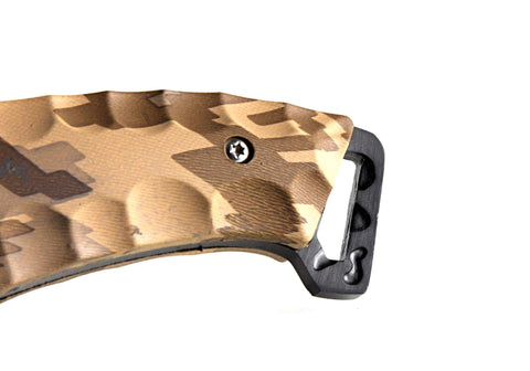 MTech Xtreme Desert Camo Tactical Knife with Tanto Blade