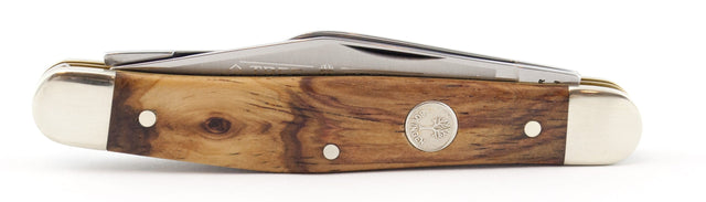 Boker Premium Stockman 3-Blade Folder with Rosewood Handle
