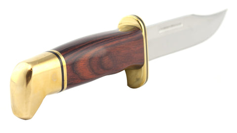 Buck 119BR Special Fixed Blade Knife With Cocobolo Handle
