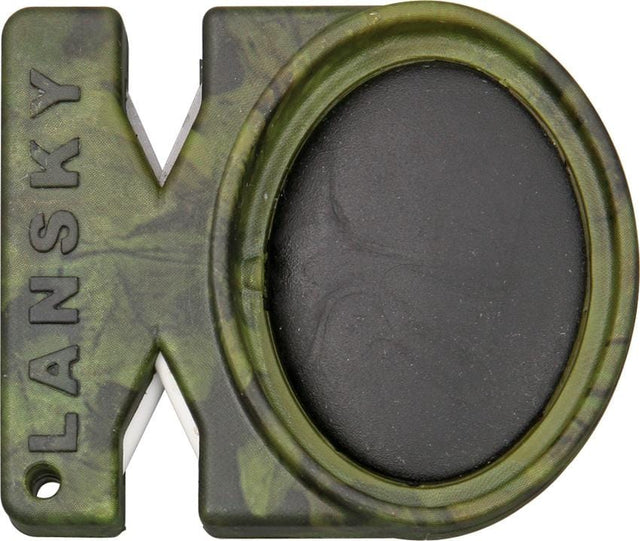 Lansky Sharpeners Quick Fix Sharpener, Camo Green