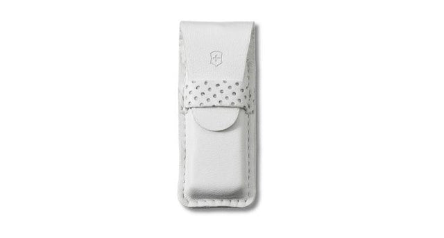 Victorinox Tomo Leather Pouch, White