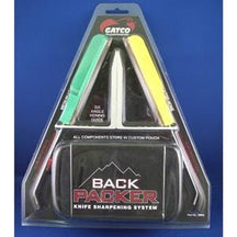 Gatco Backpacker 2-Stone Sharpening System