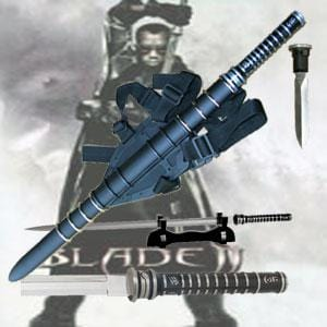 Blade Sword Of The Daywalker And Scabbard