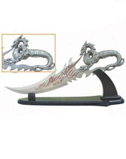 Fire Dragon Dagger,