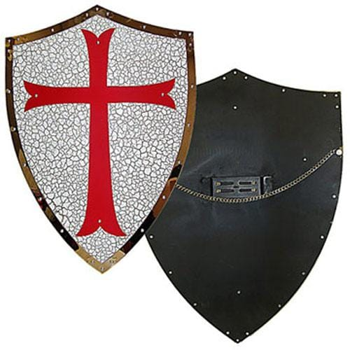 Knights Templar Armor Shield.