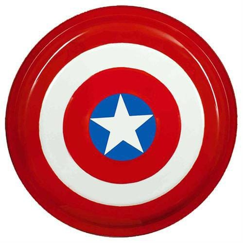 Captain America Superhero Mini Shield