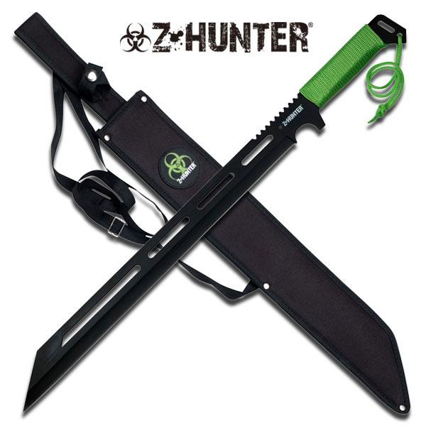 Z Hunter  Black Blade Machete