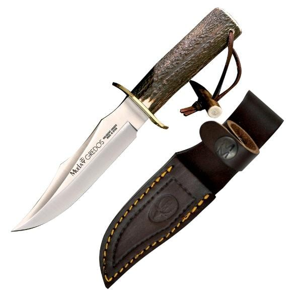 "Muela of Spain MM-Gred 17 Gredos 11.5"" Stag Handle"