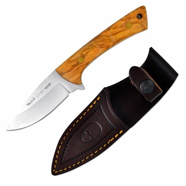 "Muela of Spain MM-C0190L Culibri 8"", Olive Wood Handle"