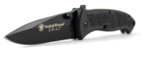 Smith & Wesson SWATLB  Large S.W.A.T. MAGIC Assisted Opening Pocket Knife, SWATLB
