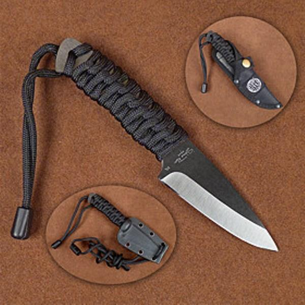 Stone River Ceramic Neck Knife