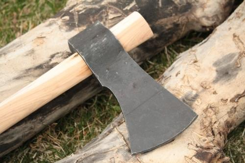 Thrower Supply Hand Forged Camp & Throwing Tomahawk