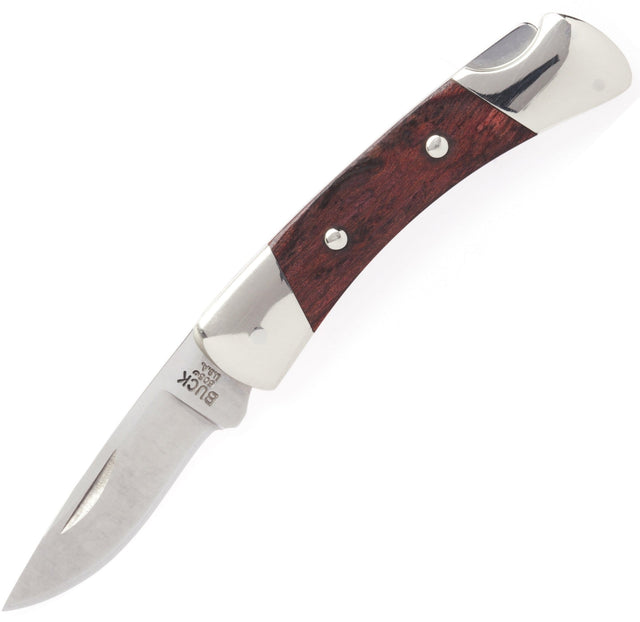 "Buck Knight, 1.875"" Blade, Dymalux Handle"