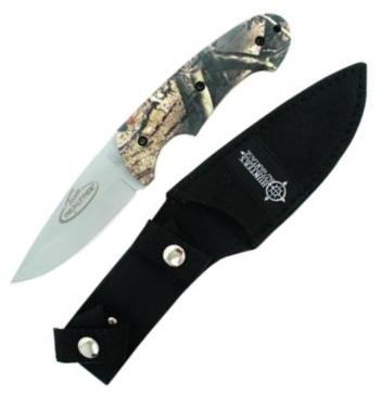 Team Realtree Fixed Blade Hunting Knife w/ Sheath