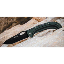 Kizlyar Supreme Dream  Black Titanium Pocket Knife