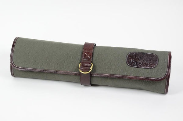 Boldric Canvas DD Hook Tie Bag, Green