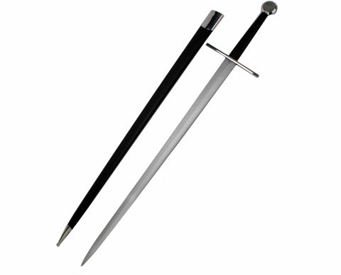 CAS Hanwei Tinker Bastard Sword Sharp with Fuller