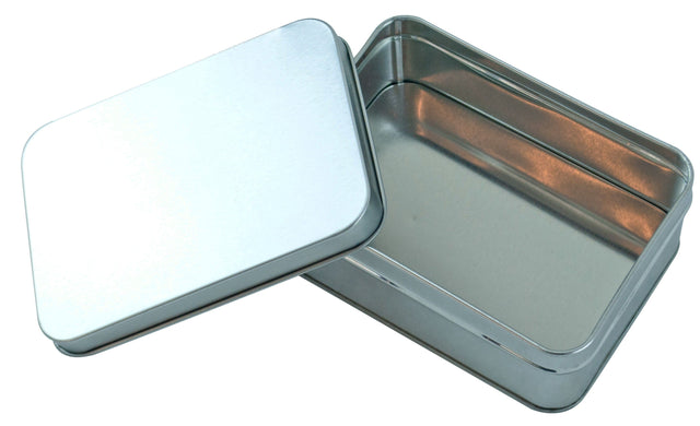 Rectangular Gift Tin