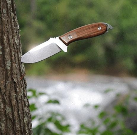 DPx Gear HEFT 6 Woodsman Fixed Blade Knife