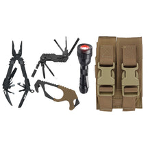 Individual Deployment (ID) Kit,Coyote Brn