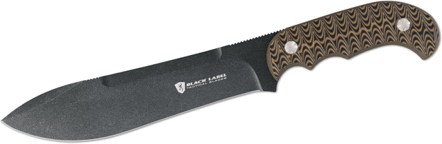 Knife, Black Label, Stow-Away Survival