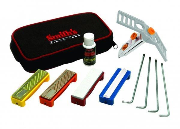 Smith's Sharpener Smith's Sharpener Deluxe Diamond Precision Sharpening System