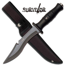 Survivor Outdoor Fixed Blade