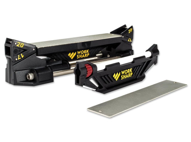 Worksharp 09DX150 Guided Sharpening System