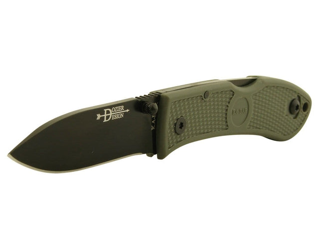 KA-BAR Dozier Folding Hunter, 3