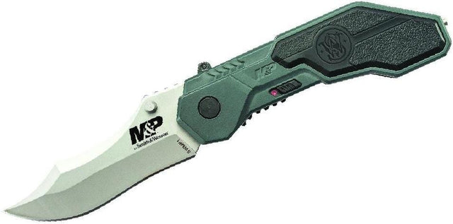 Smith & Wesson Military & Police M.A.G.I.C. Assisted Opening Liner Lock Folding Knife