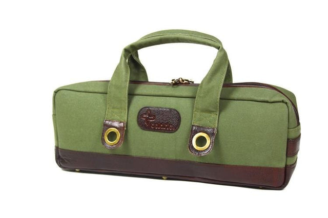 Boldric All Purpose Knife Bag - Canvas, Green