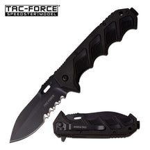 Tac- Force TF-942BK Assisted Opening Knife