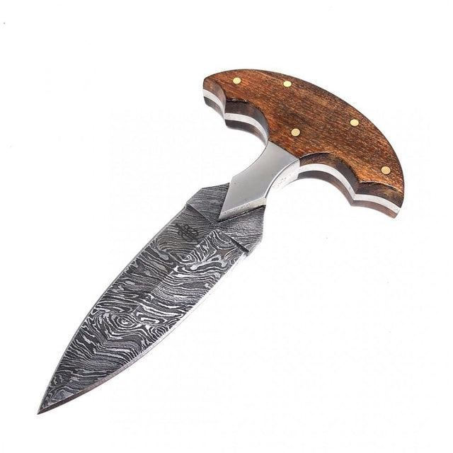 Buck N Bear Push Dagger