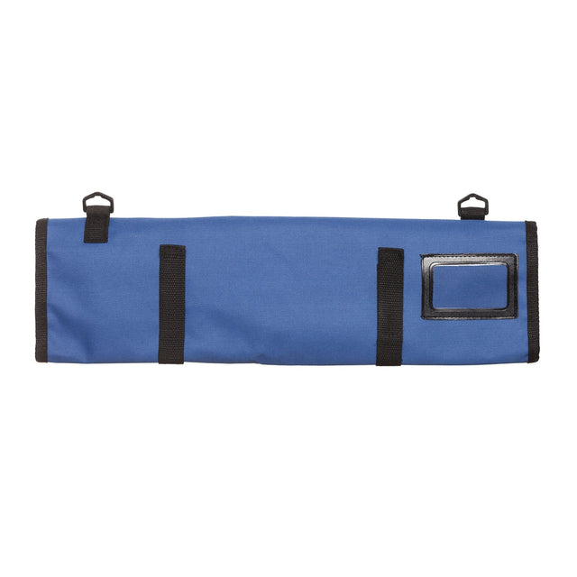 Ergo Chef 9 Pocket Soft Cutlery Roll Bag (Blue)