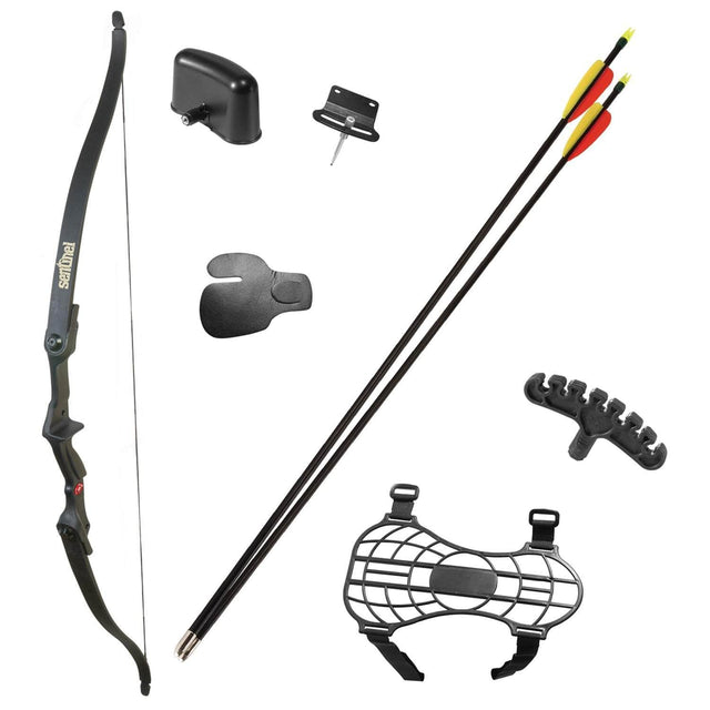 Crosman Sentinel Youth Long Bow Set