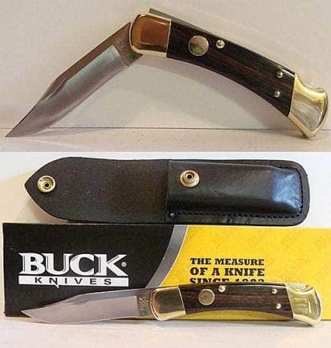 AUTOMATIC-Buck 110 Auto Conversion Right -handed - ABU110