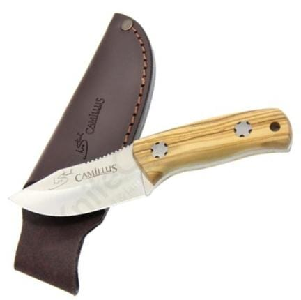Les Stroud Pirata Brut  Hunter - 440 Stainless Steel Blade