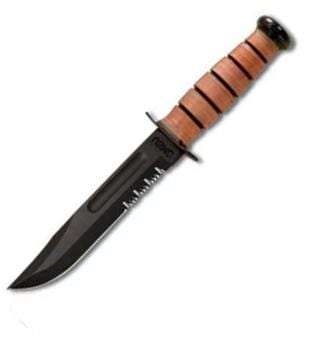 Ka-Bar U.S.M.C. Fixed Blade-Fighting Utility Knife