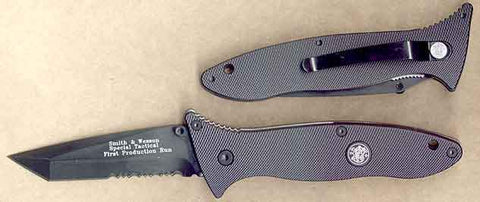 Smith & Wesson SWAT Knife Spec Ops Tanto Blade Knife