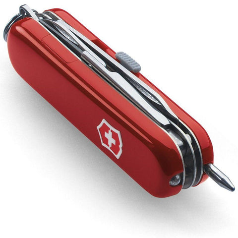 Victorinox Midnight Manager, Red Handle, 10 Functions