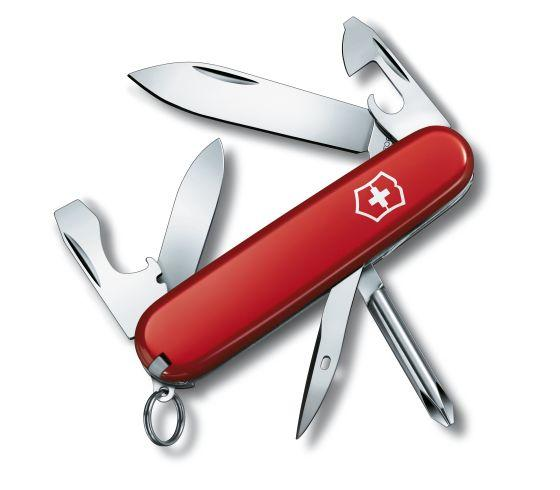 "Victorinox Tinker Small Swiss Army Knife, 3.33"" Closed"