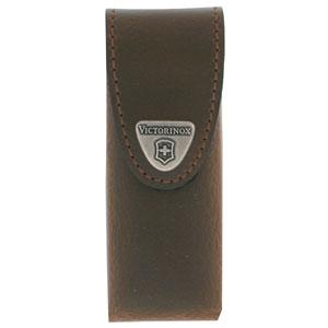 Victorinox SwissTool Spirit Belt Pouch, Leather Brown