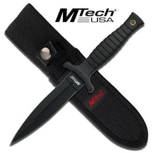 3851 USA Full Tang Survival Spear Knife Dual Edge Tactical Blade