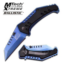 3851 EXTREME SPRING ASSISTED KNIFE - BLUE