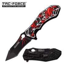 TAC-FORCESPRING ASSISTED KNIFE 1